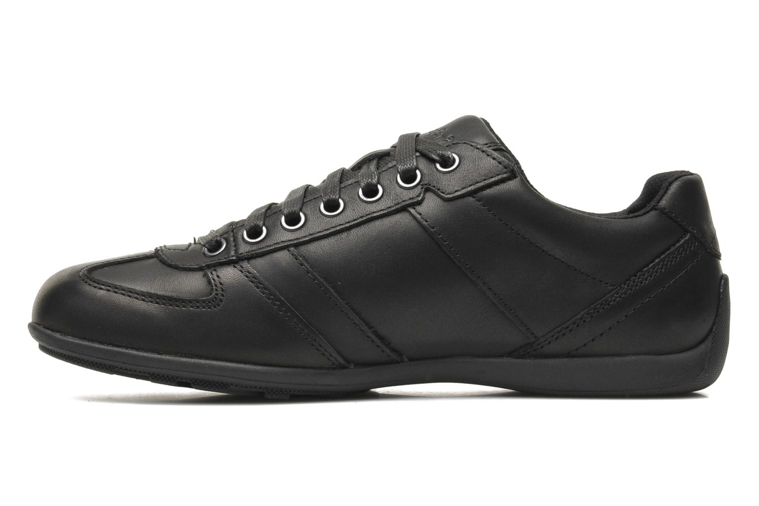 Earthkeepers Hookset Low Profile Leather Ox Black Smooth