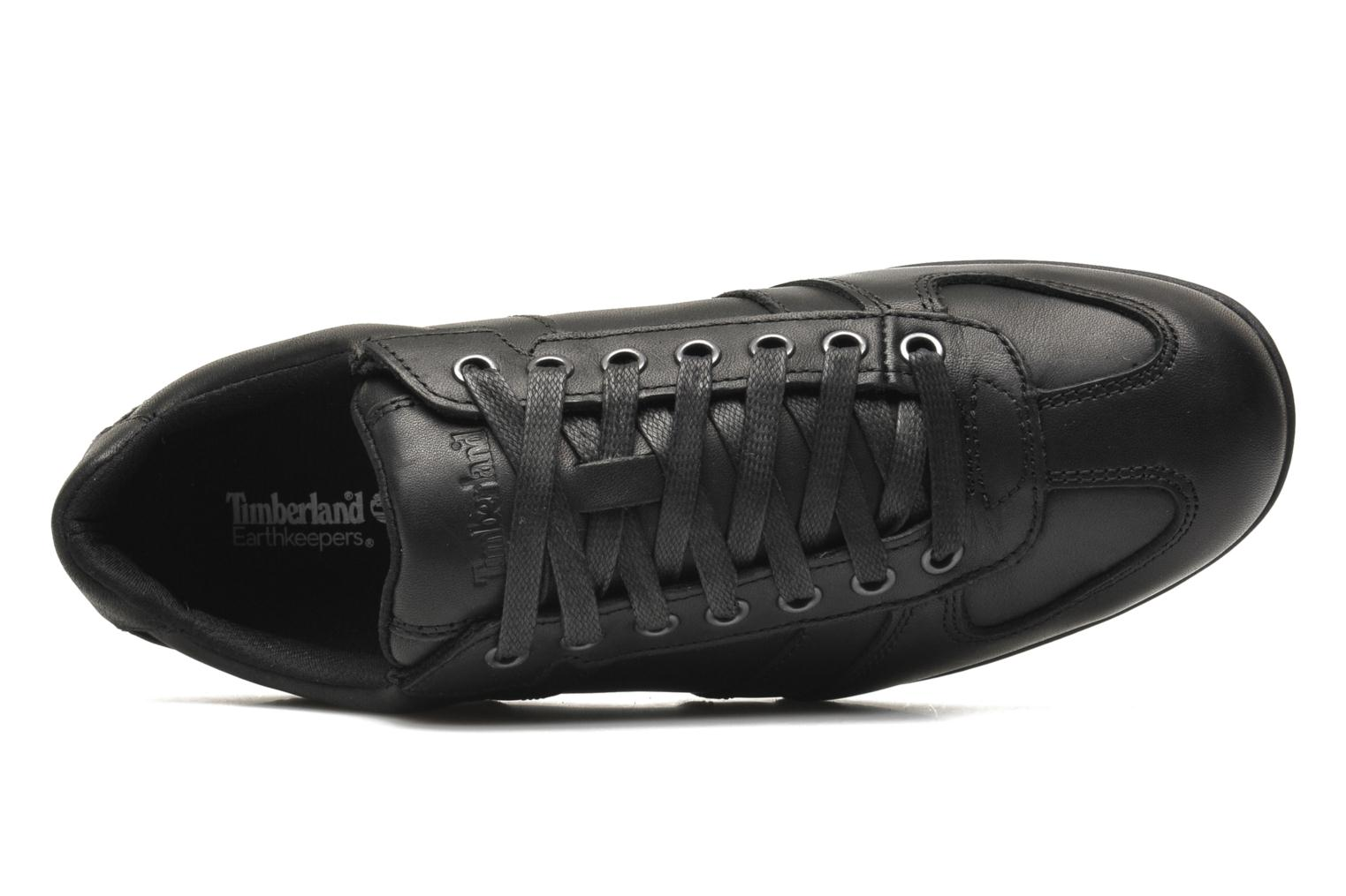 Baskets Timberland Earthkeepers Hookset Low Profile Leather Ox Noir vue gauche