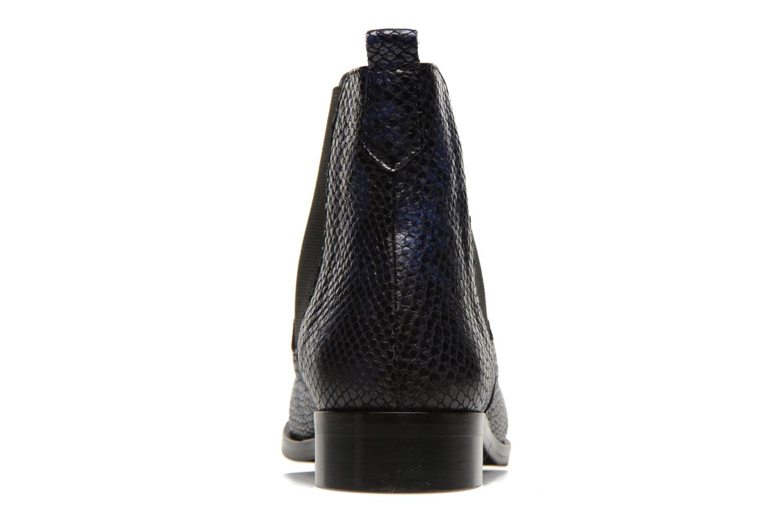 Boots en enkellaarsjes PintoDiBlu Broche Blauw rechts