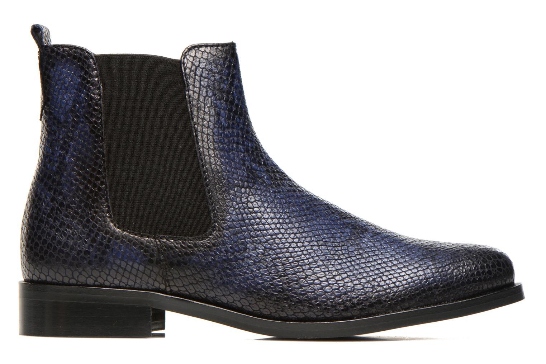 Stiefeletten & Boots PintoDiBlu Broche blau ansicht von hinten