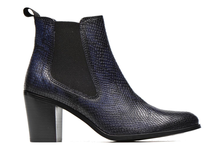 Bottines et boots PintoDiBlu Marlone Bleu vue derrière