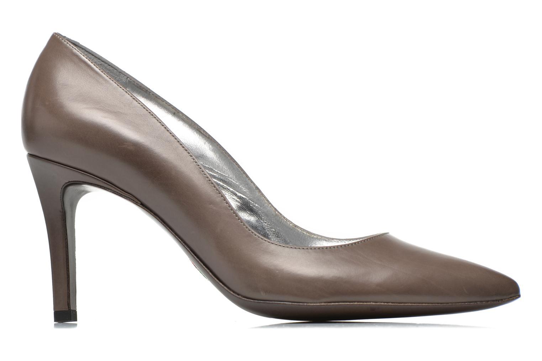 High heels Free Lance Itlys 7 Pumps Grey back view