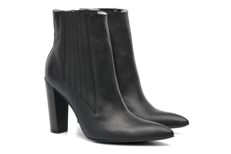 Boots en enkellaarsjes Free Lance Orsa 9 Jodphur Zwart 3/4'