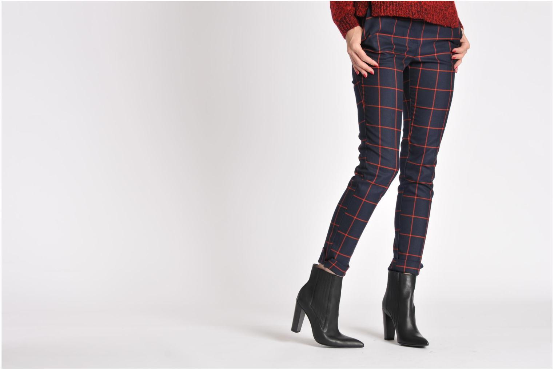 Stiefeletten & Boots Free Lance Orsa 9 Jodphur schwarz ansicht von unten / tasche getragen