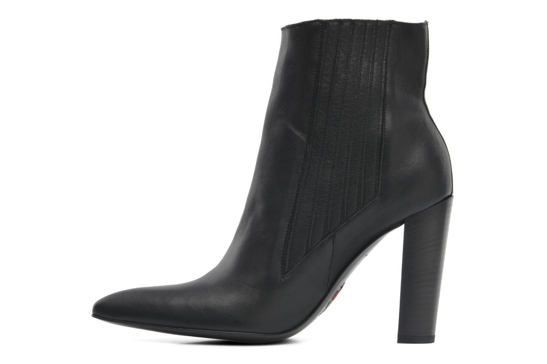 Stiefeletten & Boots Free Lance Orsa 9 Jodphur schwarz ansicht von vorne