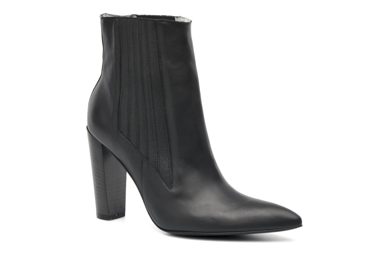 Boots en enkellaarsjes Free Lance Orsa 9 Jodphur Zwart detail