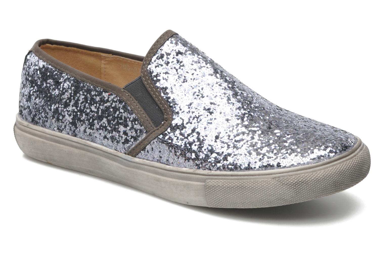 Sneakers Eclipse Sneaker Paillette Argento vedi dettaglio/paio
