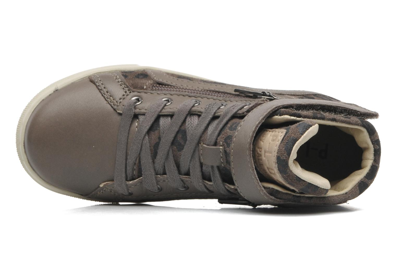 Sneakers P-L-D-M By Palladium Veleda Print 2 Grijs links
