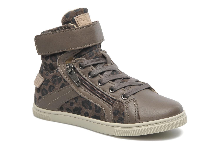 Sneakers P-L-D-M By Palladium Veleda Print 2 Grijs detail