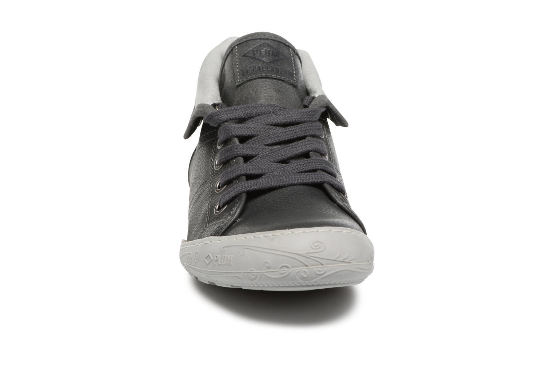 Baskets P-L-D-M By Palladium Gaetane Emb Gris vue portées chaussures