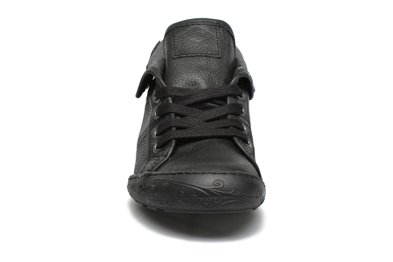 Baskets P-L-D-M By Palladium Gaetane Emb Noir vue portées chaussures