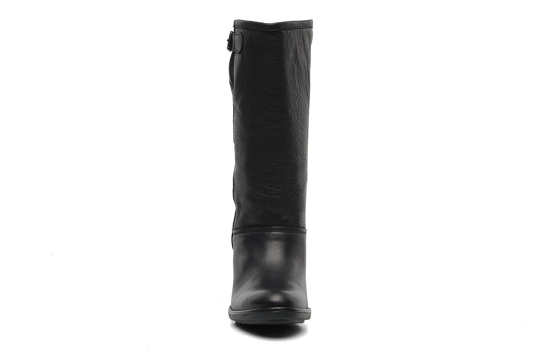 Bottines et boots P-L-D-M By Palladium Steelton Cash Noir vue portées chaussures