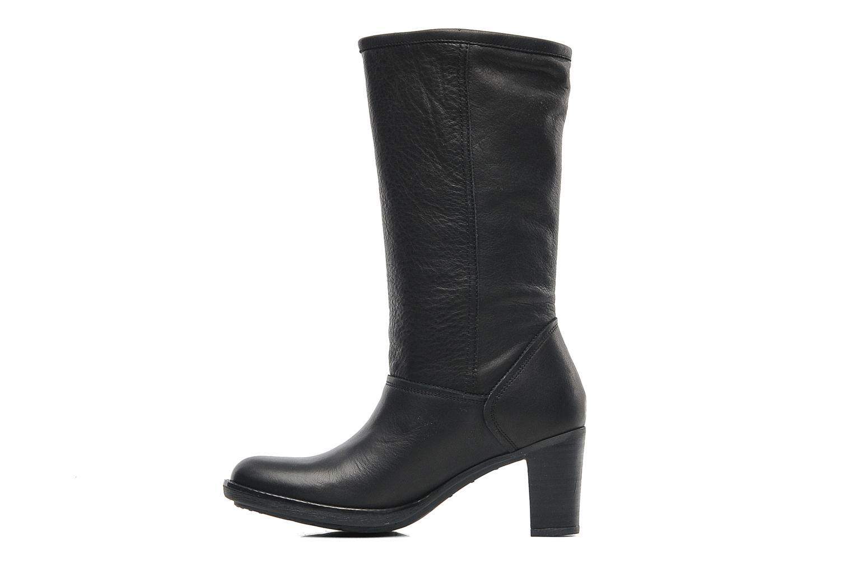Bottines et boots P-L-D-M By Palladium Steelton Cash Noir vue face