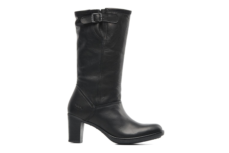Bottines et boots P-L-D-M By Palladium Steelton Cash Noir vue derrière