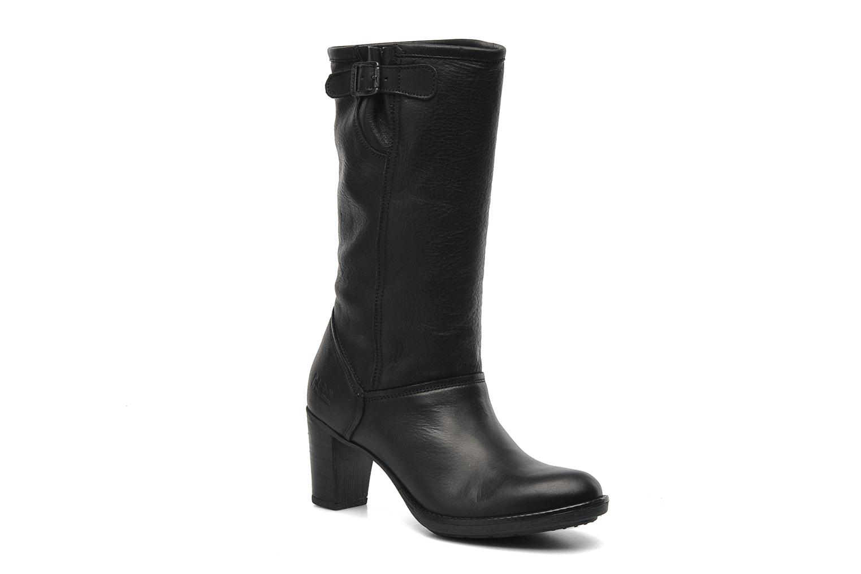 Bottines et boots P-L-D-M By Palladium Steelton Cash Noir vue détail/paire
