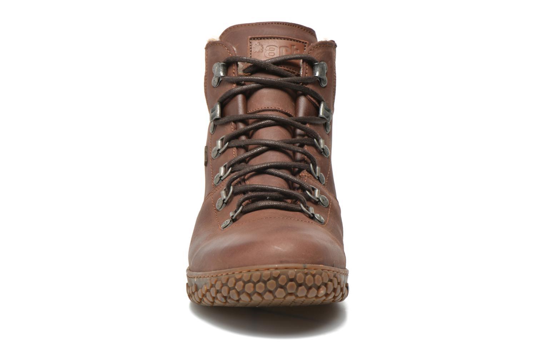 Boots en enkellaarsjes Art Edmonton 386 Bruin model