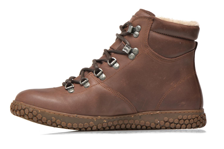 Boots en enkellaarsjes Art Edmonton 386 Bruin voorkant