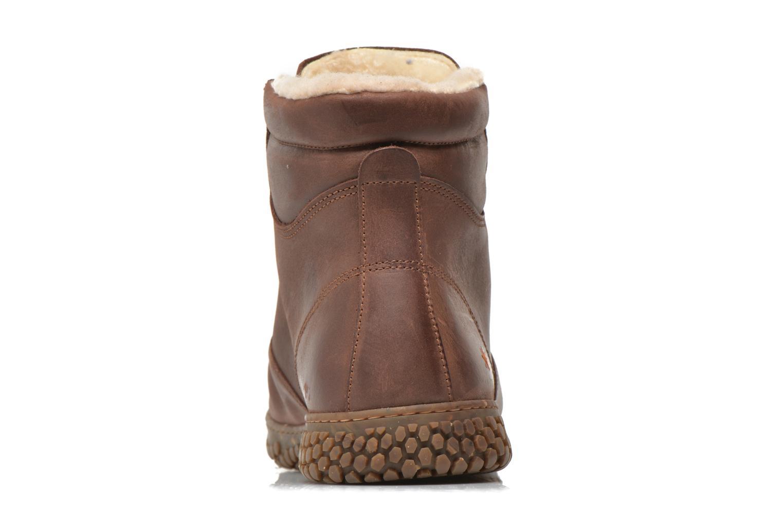 Boots en enkellaarsjes Art Edmonton 386 Bruin rechts