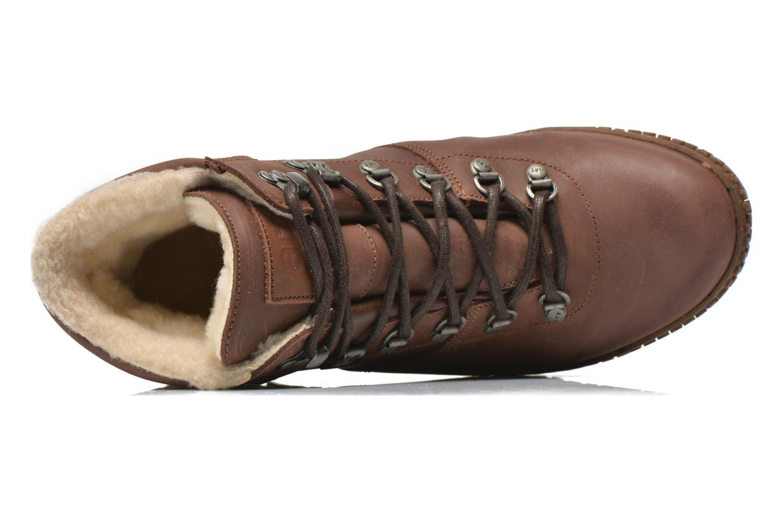 Boots en enkellaarsjes Art Edmonton 386 Bruin links