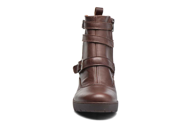 Bottines et boots Art Travel 390 Marron vue portées chaussures
