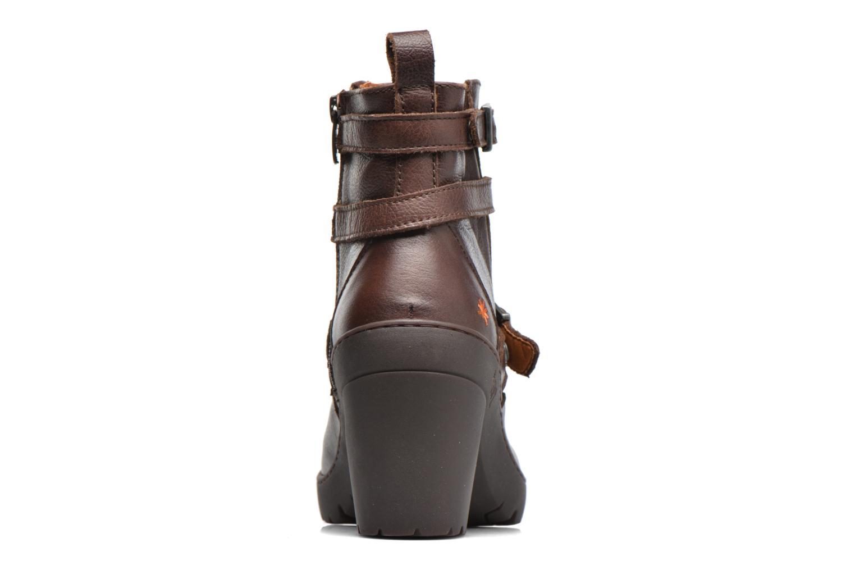 Bottines et boots Art Travel 390 Marron vue droite