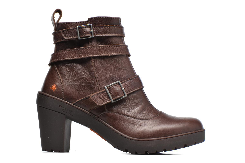 Bottines et boots Art Travel 390 Marron vue derrière