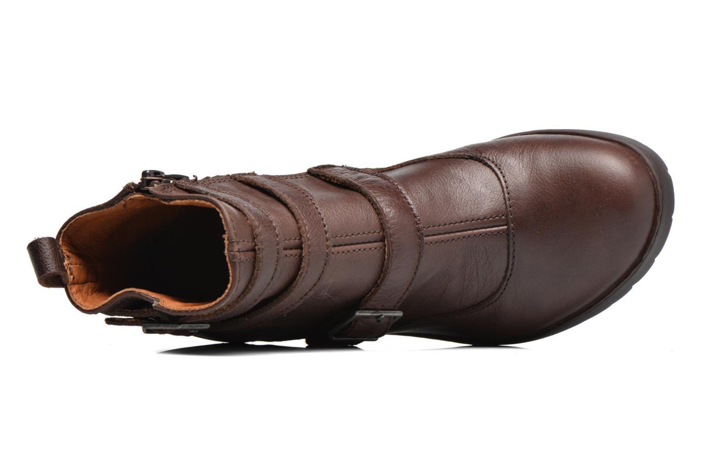 Bottines et boots Art Travel 390 Marron vue gauche