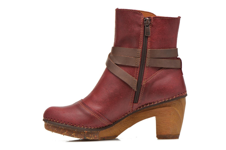 Bottines et boots Art Amsterdam 343 Rouge vue face