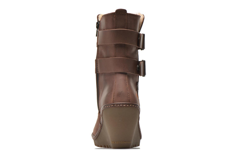 Bottines et boots Art Vitoria 243 Marron vue droite