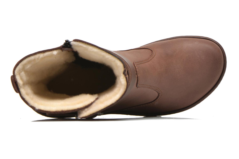 Bottines et boots Art Vitoria 243 Marron vue gauche