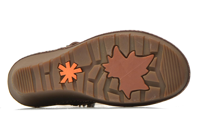Bottines et boots Art Vitoria 243 Marron vue haut