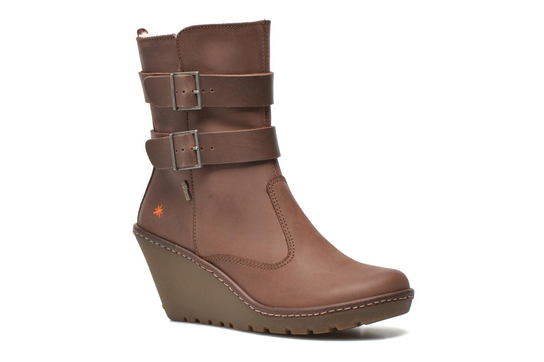 Bottines et boots Art Vitoria 243 Marron vue détail/paire