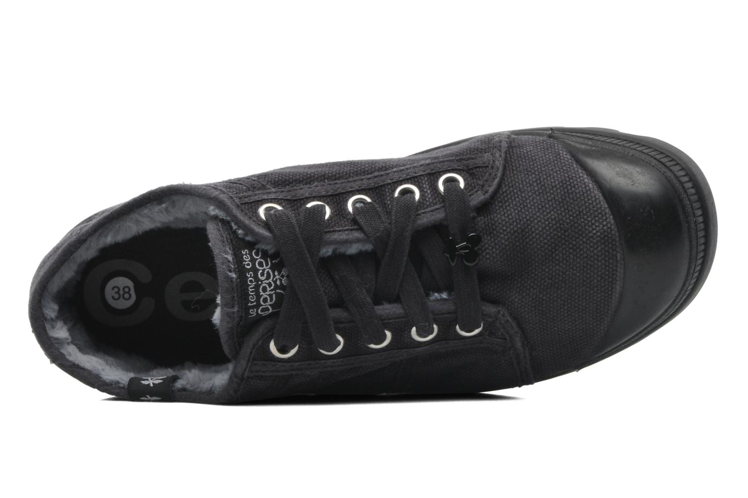 Luna Fourree Mono black