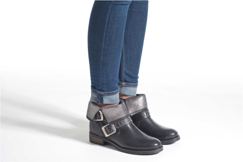 Boots en enkellaarsjes Le temps des cerises Janis Zwart onder