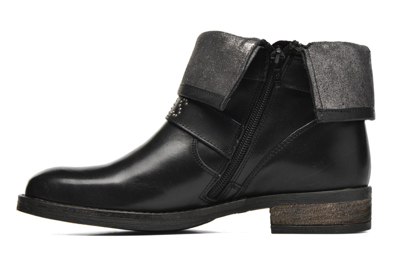 Boots en enkellaarsjes Le temps des cerises Janis Zwart voorkant