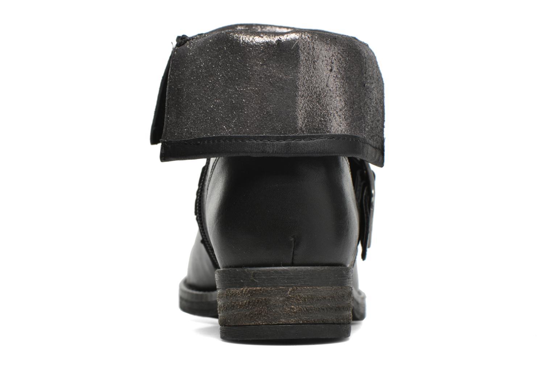Boots en enkellaarsjes Le temps des cerises Janis Zwart rechts