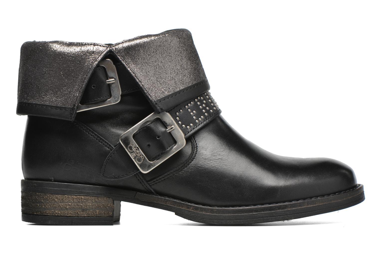 Boots en enkellaarsjes Le temps des cerises Janis Zwart achterkant