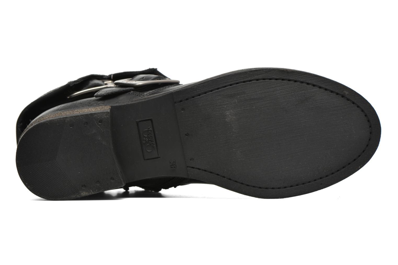 Boots en enkellaarsjes Le temps des cerises Janis Zwart boven
