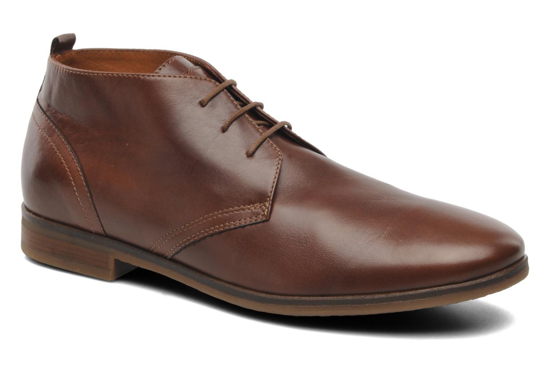 Ankelstøvler Kost Merle 67 Brun detaljeret billede af skoene