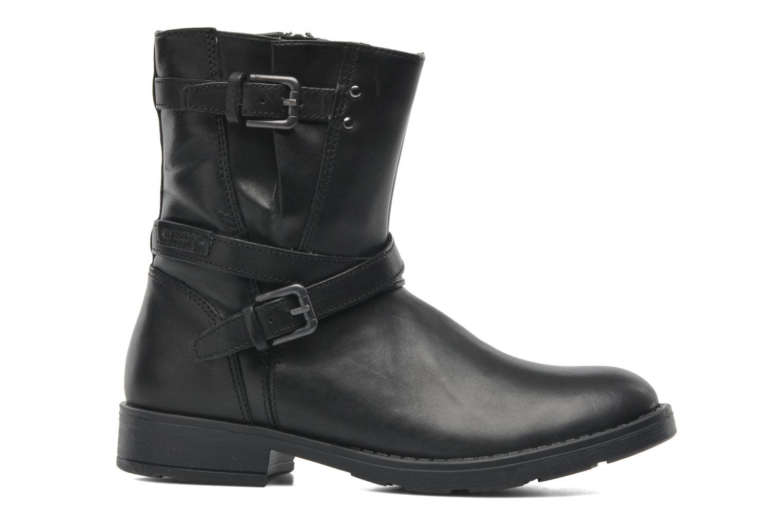 Ankle boots Geox JR SOFIA I Black back view