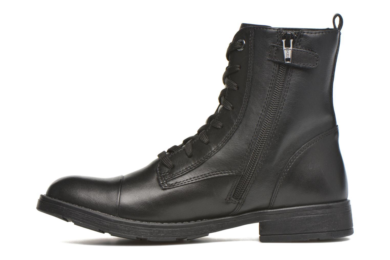 Bottines et boots Geox JR SOFIA J Noir vue face