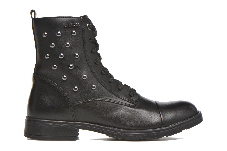Bottines et boots Geox JR SOFIA J Noir vue derrière