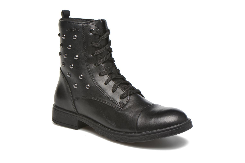 Bottines et boots Geox JR SOFIA J Noir vue détail/paire