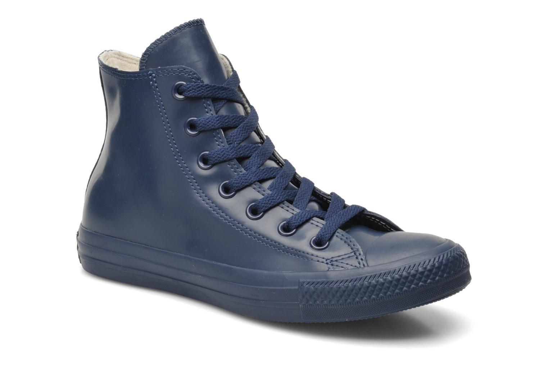 Sneaker Converse Chuck Taylor All Star Rubber Hi W blau detaillierte ansicht/modell
