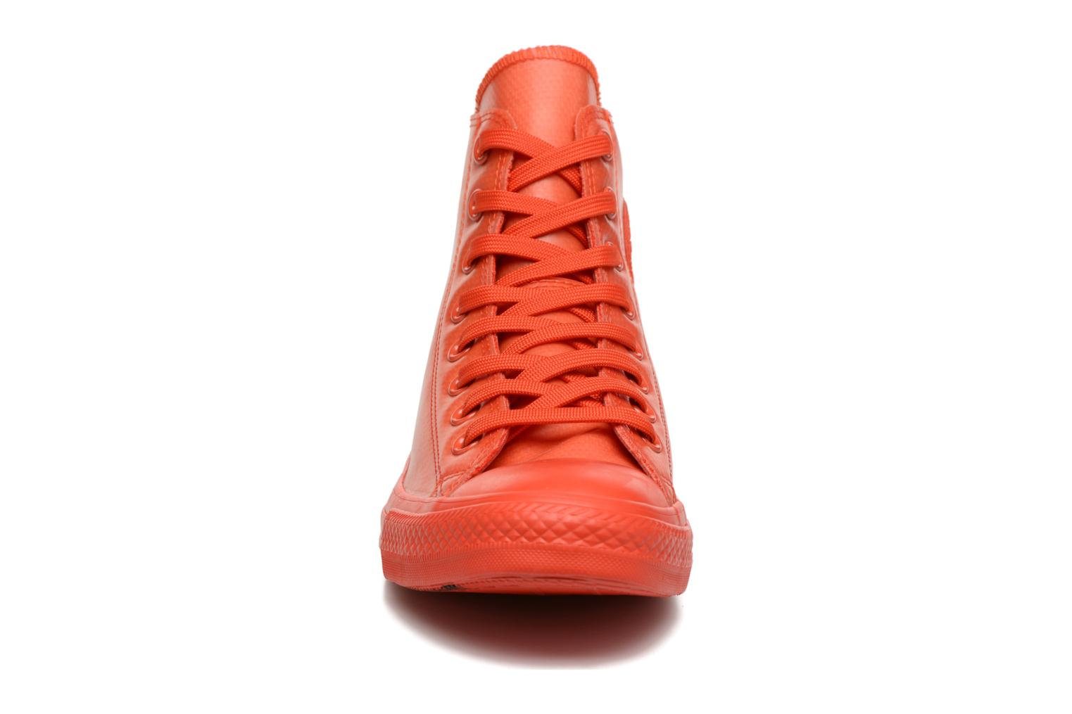 Sneakers Converse Chuck Taylor All Star Rubber Hi M Rood model