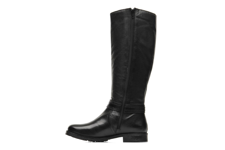 Boots & wellies Eden LENA Black front view