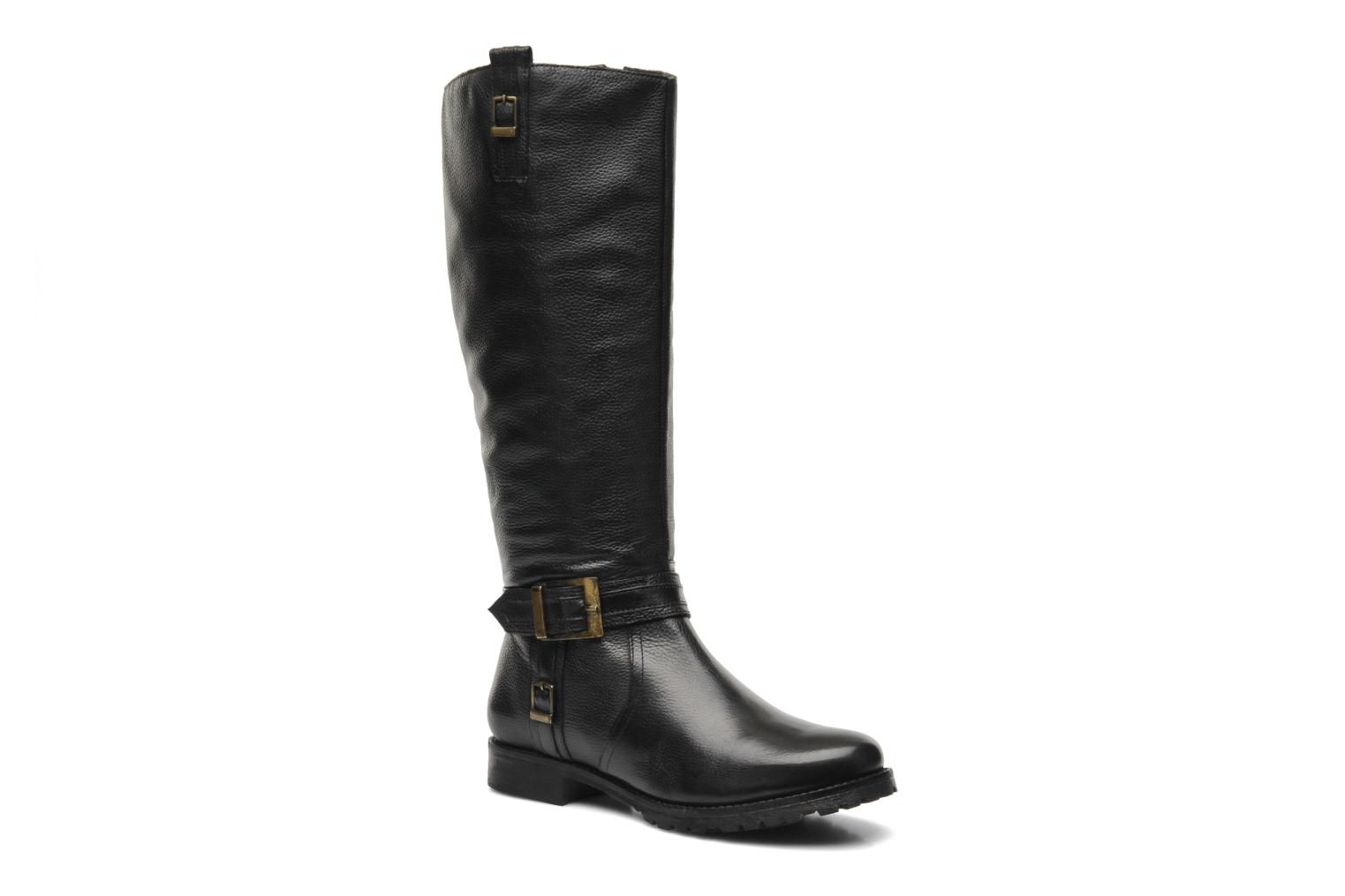 Boots & wellies Eden LENA Black detailed view/ Pair view