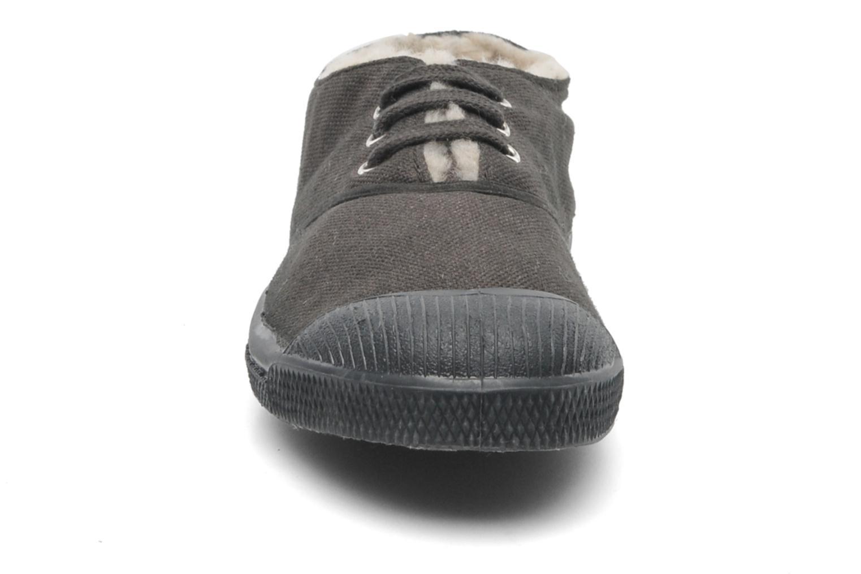 Sneakers Bensimon Tennis Lacets Fourrées E Grijs model
