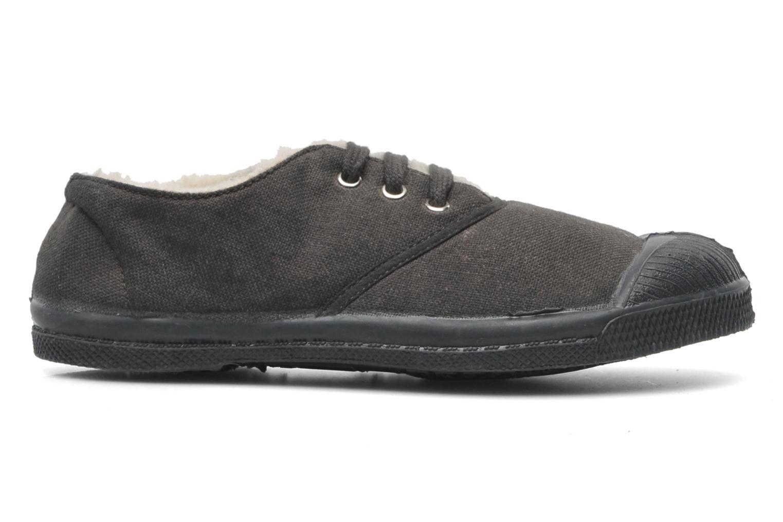 Sneakers Bensimon Tennis Lacets Fourrées E Grijs achterkant