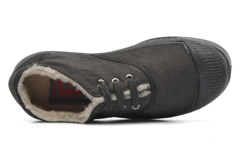 Sneakers Bensimon Tennis Lacets Fourrées E Grijs links